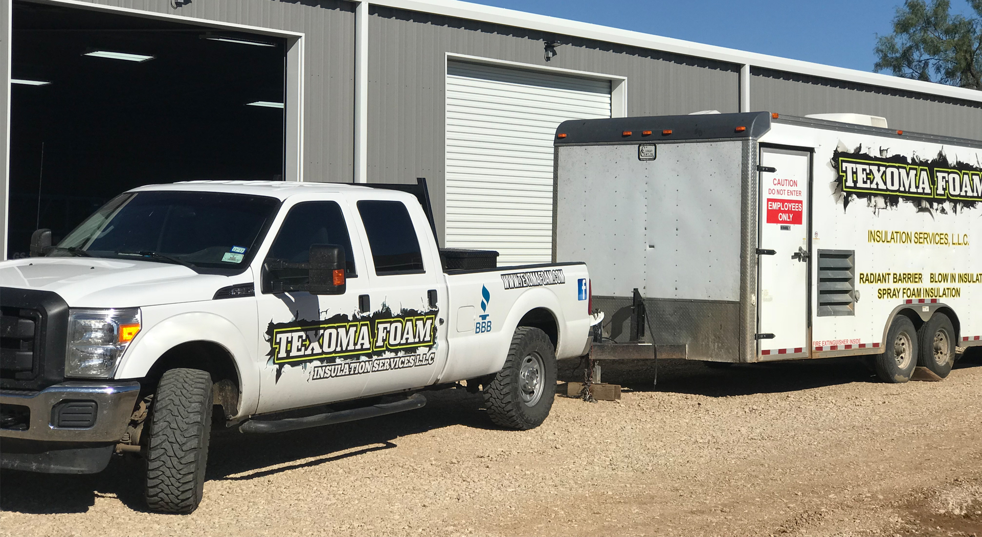Insulation Specialists North Texas | Texoma Foam | Graham TX